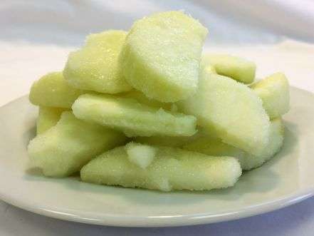 British Bramley Apple Slices