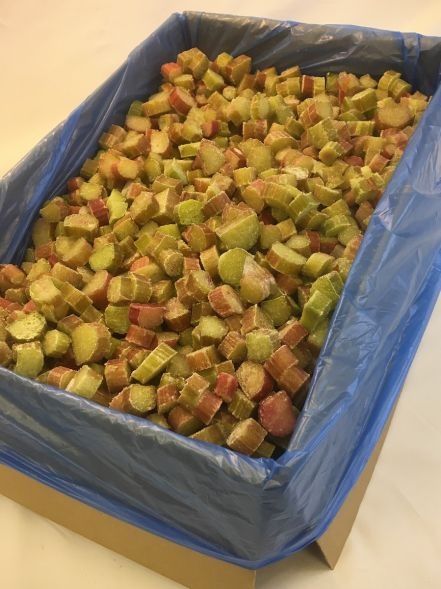 British Rhubarb Chunks