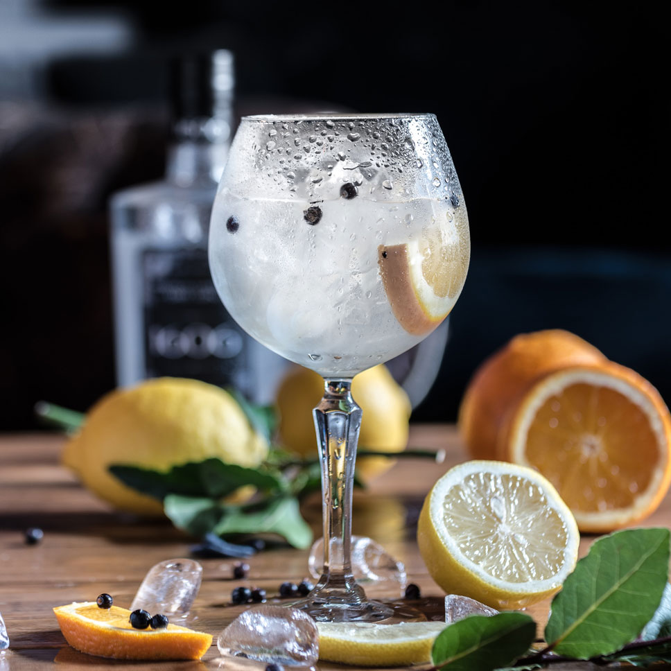 How to infuse your favourite spirit with soft fruit